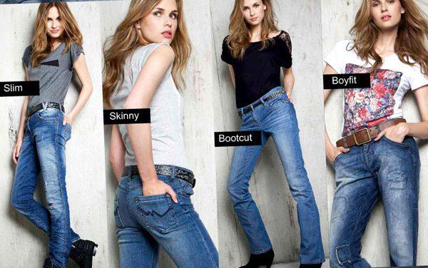 Colección Jeans de Pimkie
