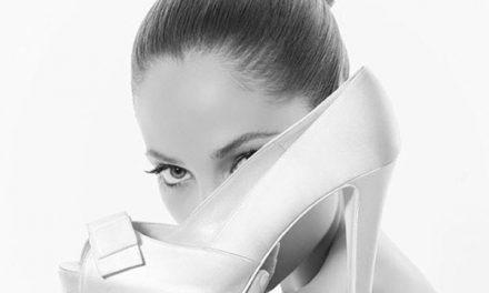 Colección de zapatos para novia de Rosa Clará