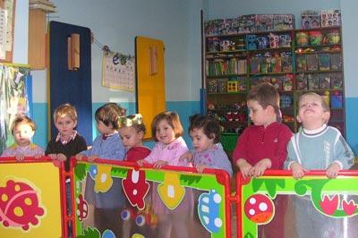 El colegio: El periodo de adaptación