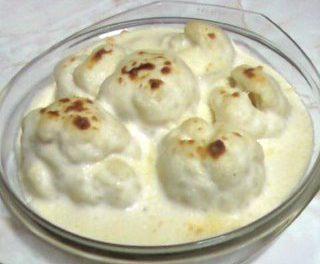 La receta del día: Coliflor a la parmesana
