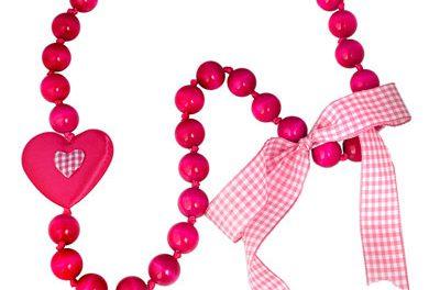Mira la Marela: El collar para para San Valentín