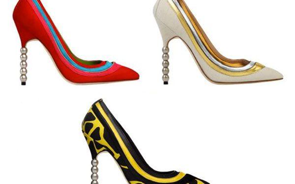 Color para la nueva colección de Manolo Blahnik