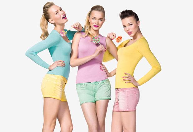 Colorea tu primavera con Pin-Up de Benetton
