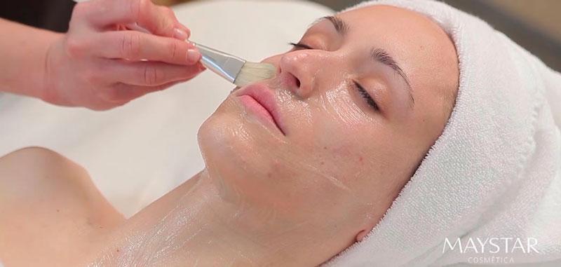 ¿Cómo combatir la flacidez, arrugas y falta de luminosidad en la piel? Protocolo de Maystar