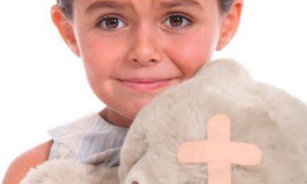 Como atender a niños en caso de realizar primeros auxilios