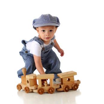 Como comprar los juguetes para los niños