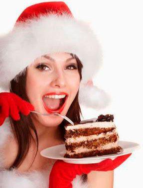 Cómo controlar el peso en navidad
