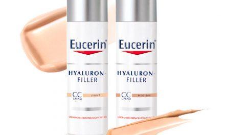 Concurso Eucerin, Hyaluron Filler CC Cream con 5 lotes de productos. ¡YA TENEMOS GANADORES!