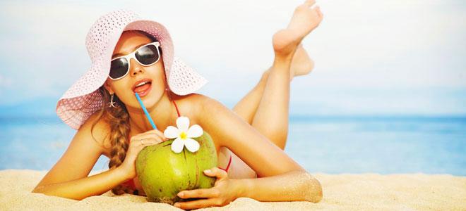 Consejos para no engordar en vacaciones