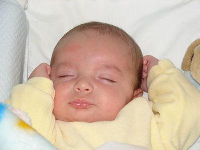 Consejos para el sueño del bebé