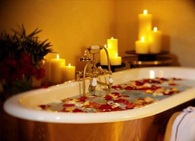 Convierte tu bañera en un spa de lujo