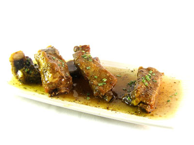 La receta del día: Costillas de cerdo con salsa agridulce