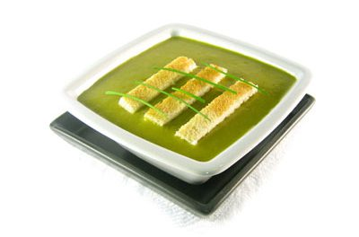La receta del día: Crema de lechuga y verduras