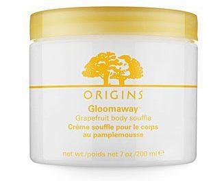 Crema corporal perfumada al pomelo de Origins