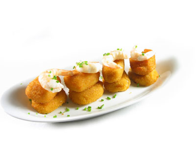 La receta del día: Croquetas de marisco
