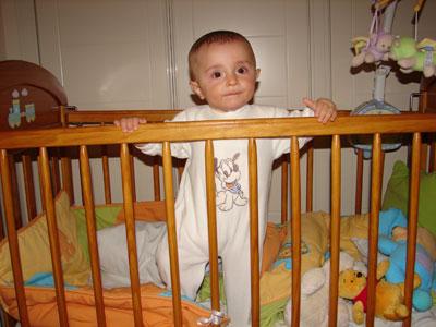 Como debe ser la cuna del bebé