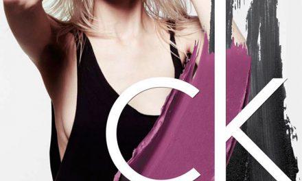 CK One Dark Matter, un maquillaje atrevido pero elegante