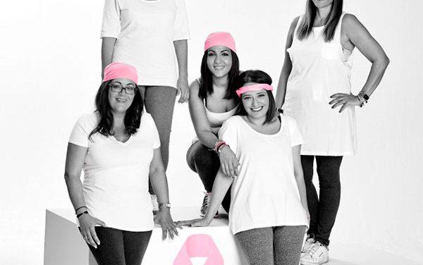 Día del cáncer de mama, el apoyo nos une, juntas somos más fuertes