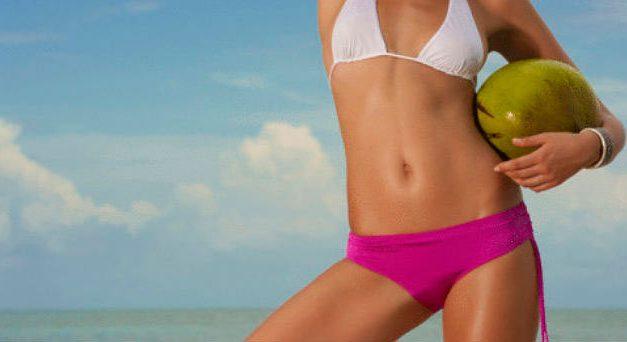 Dieta para adelgazar con agua de coco