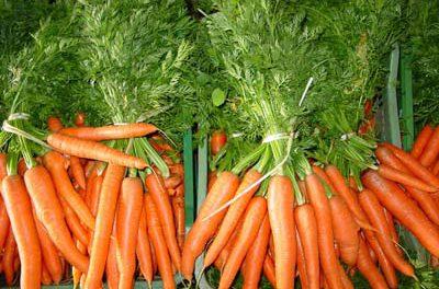 Dieta rica en beta-caroteno para ponerte morena