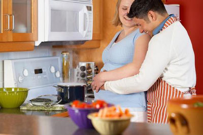 Dieta sana para la embarazada