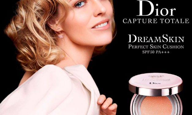 Dreamskin Perfect Skin Cushion, el primer «cushion» de tratamiento creado por Dior