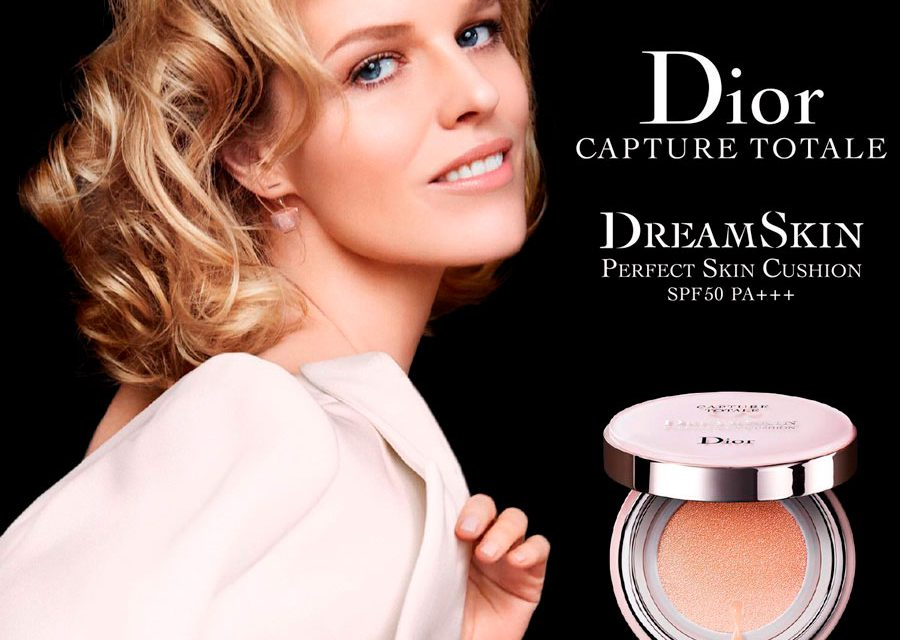 "Dreamskin Perfect Skin Cushion, el primer ""cushion"" de tratamiento creado por Dior"