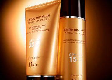 Con Dior, prepara la piel para el sol