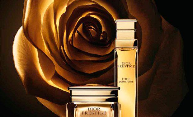 Dior Prestige, el secreto de la belleza