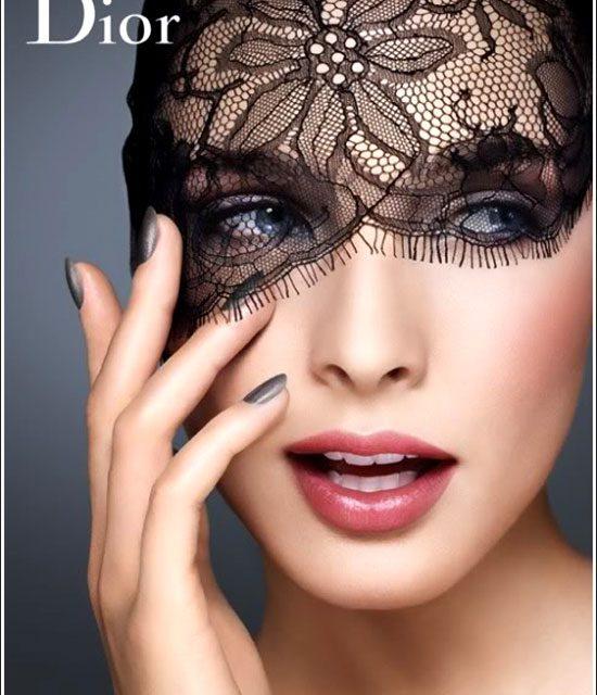 Dior Boudoir Look: Colección primavera 2010