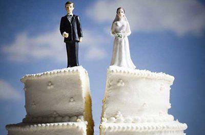En España se producen 408 rupturas matrimoniales al día pese a la crisis