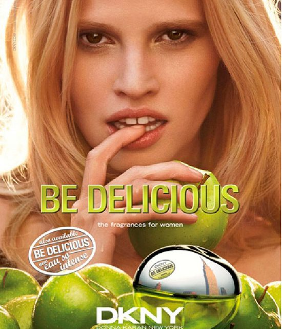 DKNY: Be Delicious Eau So Intense, la fragancia favorita