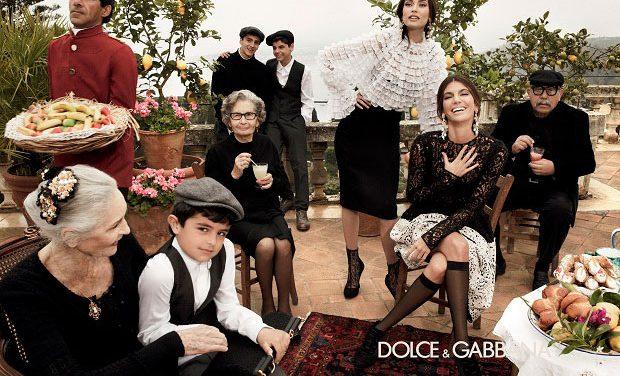 Dolce & Gabbana: De vuelta al barroco