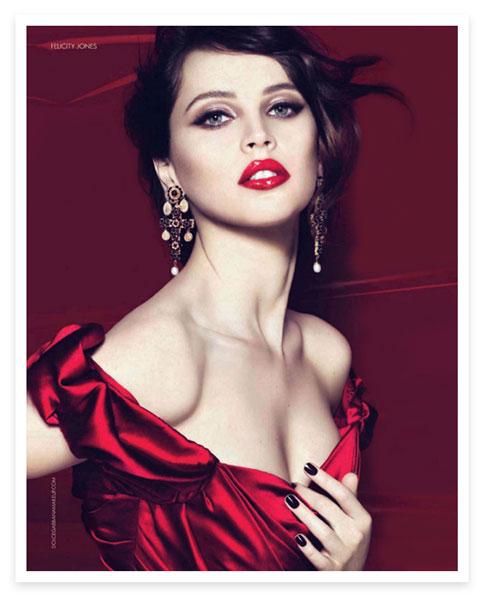 Dolce &  Gabbana Kohl, colección primavera 2012