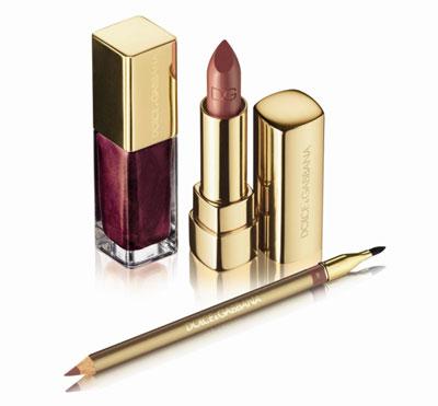 Dolce & Gabbana: The Golden Beams colección para navidad 2009