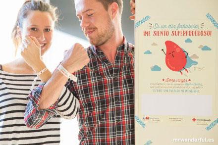 Dona sangre y salva tres vidas