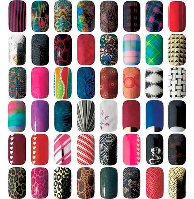 El arte de decorar las uñas