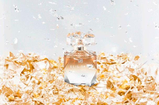 El clásico perfume de Elie Saab, se transforma en una joya para la ocasión
