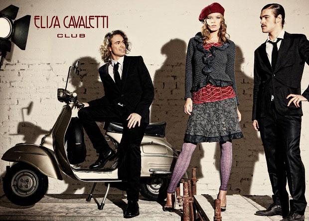Elisa Cavaletti: otoño invierno 2012