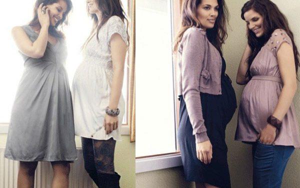 Si estás embarazada no olvides tu estilo