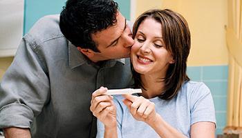 Embarazada entre 30 y 40 años