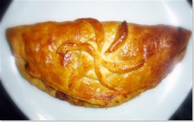 La receta del día: Empanada de pulpo