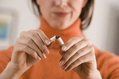Los kilos que coges cuando dejas de fumar, son solo temporales