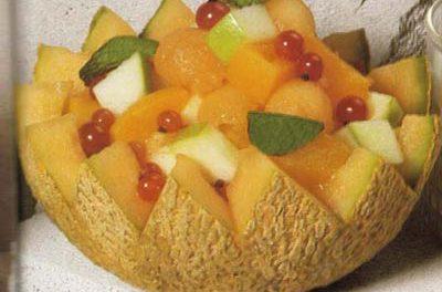 La receta del día: Ensalada de melón