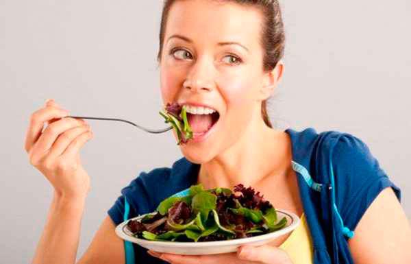 Ensaladas con más sabor y menos calorías