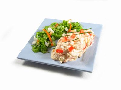 La receta del día: Ensaladilla de palitos de cangrejo