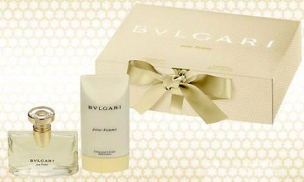 Bvlgari Pour Femme: Estuche Navidad