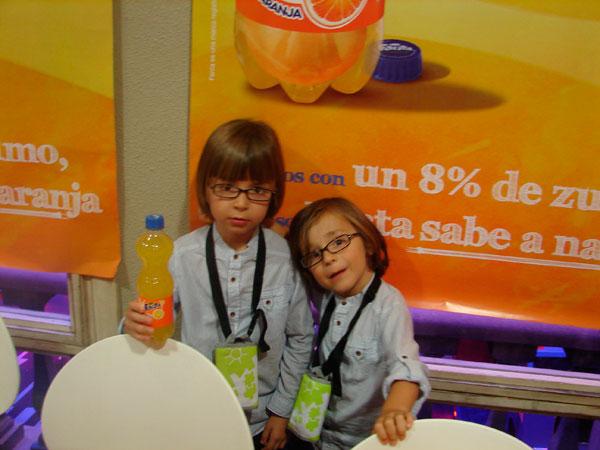 Evento Fanta Kids en Micropolix