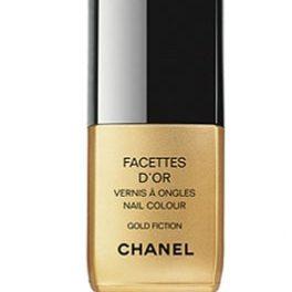 Chanel vestirá el otoño en tonos dorados