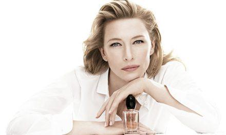 """Si a la feminidad, si a la elegancia, """"Si"""" es la nueva fragancia de Giorgio Armani"""